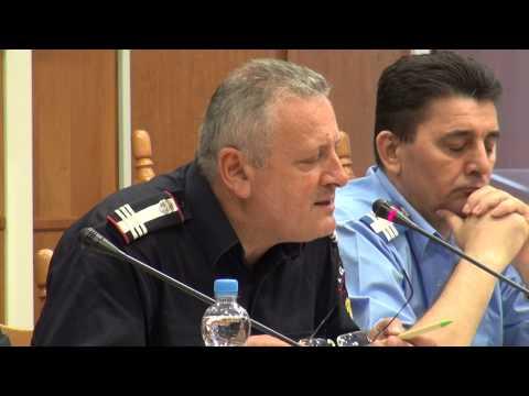 Colonelul Ion Popa comandant ISU Arges, despre interventiile la inundatii