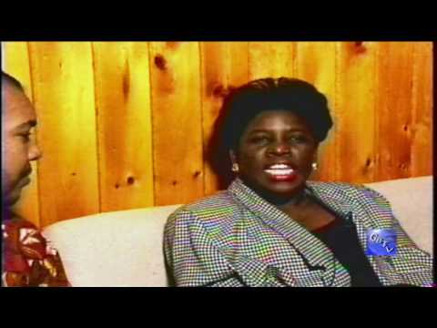 """G.B.T.V. CultureShare ARCHIVES 1991: LOVEY  """"Interview""""  (HD)"""