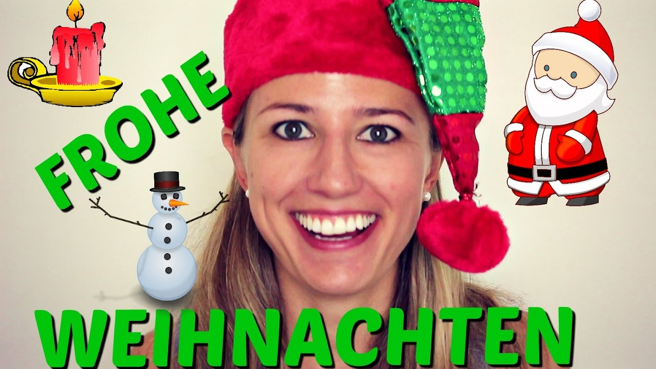 MERRY CHRISTMAS! FROHE WEIHNACHTEN! (+ SPECIAL GAME WITH PRIZE ...