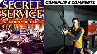 Secret Service: Security Breach Gameplay & Comments HD