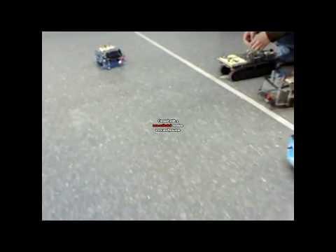 CSU Autonomous Robotics Competition 2009