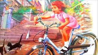 Martine fait de la bicyclette 🚴♂️