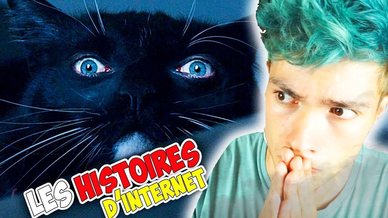 CE CHAT EST MAUDIT - Histoire d'internet #1 - YouTube
