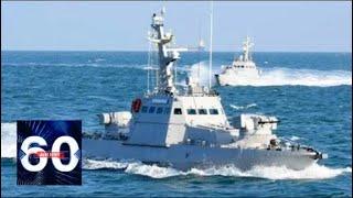 Украинские корабли пойдут через Керченский пролив при поддержке НАТО. 60 минут от 15.01.19