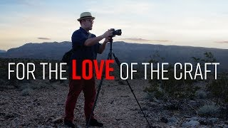 Gabriel Biderman | Love of the Craft