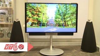 Khám phá tivi 4K BeoVision Avant sang trọng | VTC