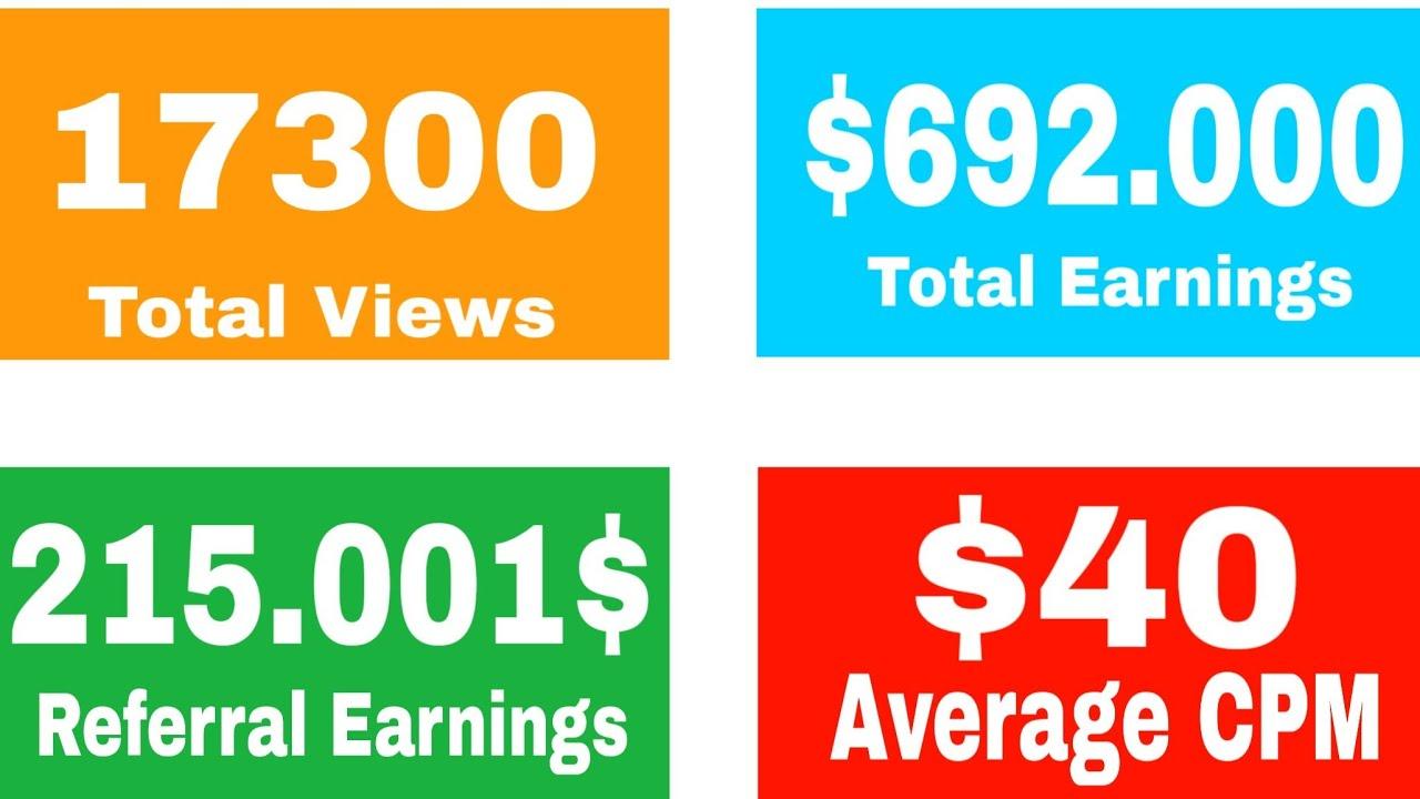 World Highest Paying URL Shortener 2019, $40 Per 1000 Views !! LEGIT AND  EASY CAPTCA #Vkpakshort