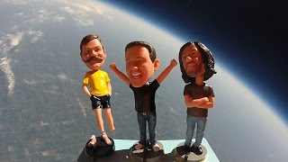 GoPro: Bobbleheads In Space
