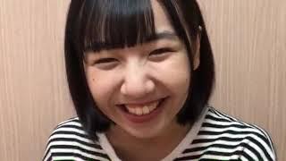 小西杏優 転校少女のウキウキLHR☆ SHOWROOM 191018-1.
