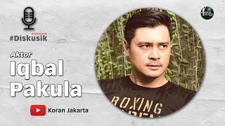 Diskusik Bersama Aktor Senior Iqbal Pakula