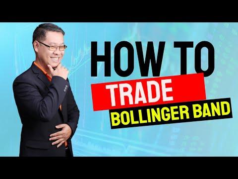 Forex สอน เทรด : 071 - How to trade Bollinger band?