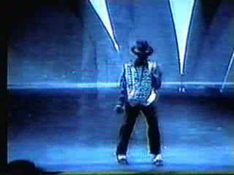 Matthew Collins dance to Smooth Criminal by Michael Jackson