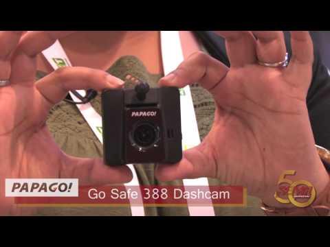 PAPAGO   Go Safe 388 Dashcam