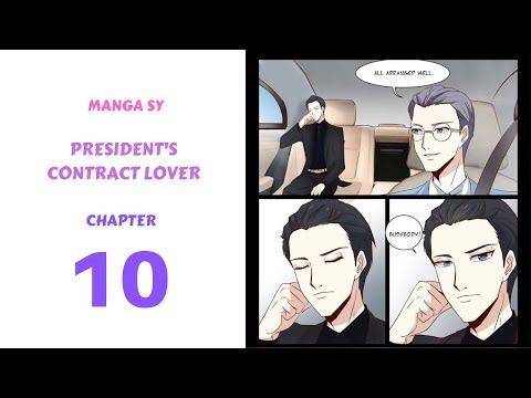 President's Contract Lover Chapter 10-Part Time