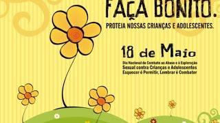 Teatro da Campanha do Combate ao Abuso Sexual Infantil - 18 de Maio