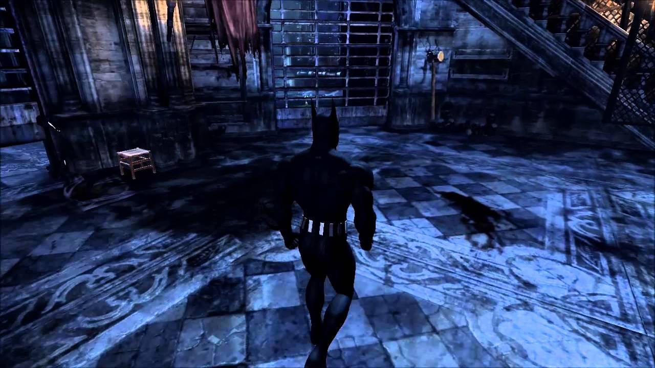 maxresdefault batman arkham city using batarangue to disable fuse box youtube  at bakdesigns.co