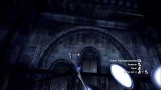 Batman Arkham City - using batarangue to disable fuse box - YouTube   Batman Ac Fuse Box      YouTube