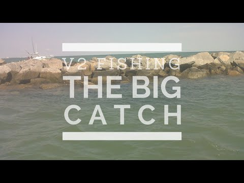 The Big Catch: Charleston Jetties