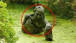 5 Sumpfmonster - die im echten Leben gesehen wurden!