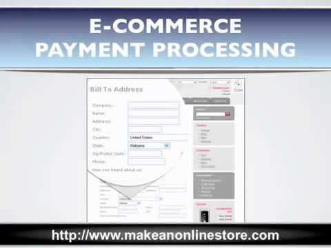 Electronic Check Payment Processing