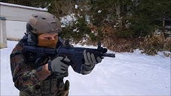 SPC - Swiss Pistol Carbine @ Range
