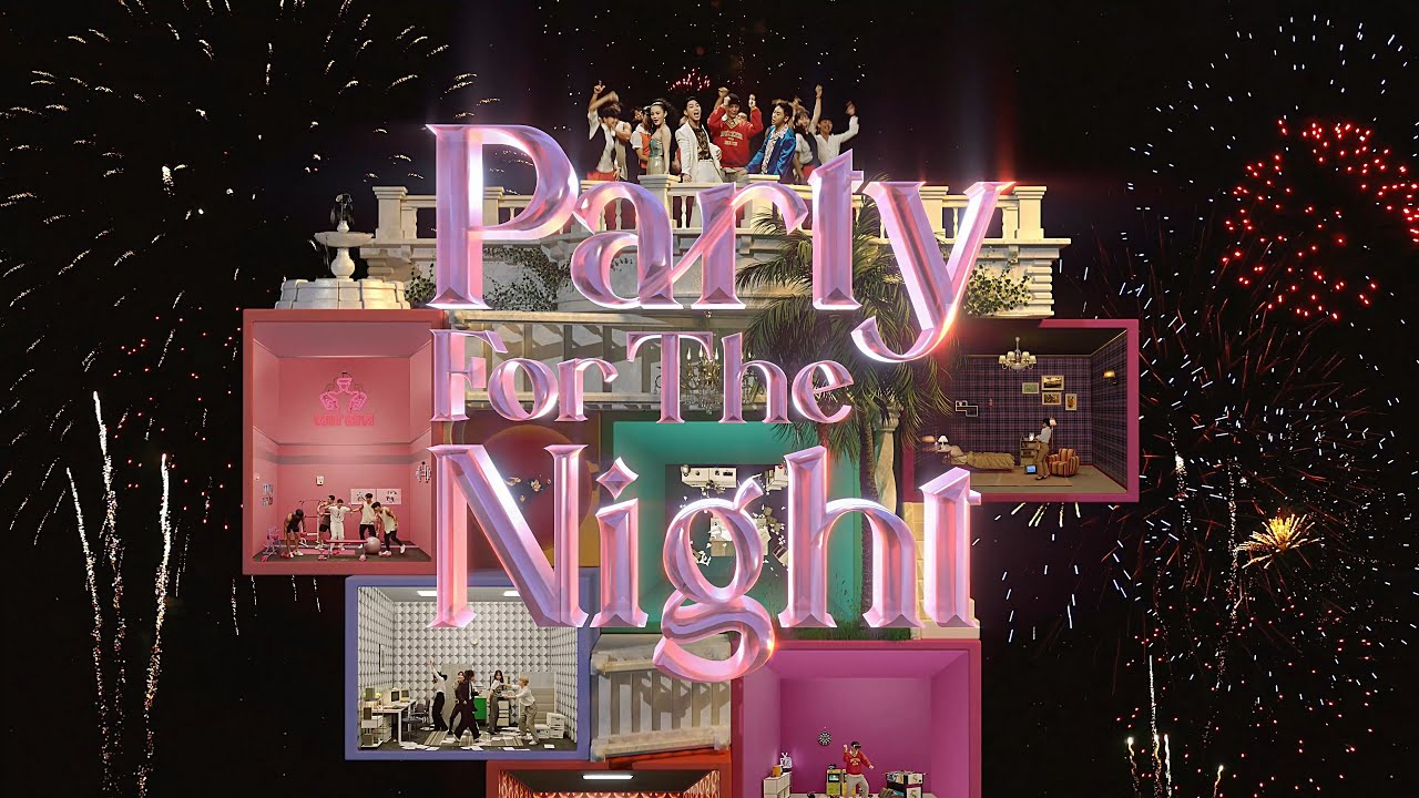 GRAY (그레이) - 'Party For The Night (Feat. 로꼬 & 이하이)' Official Music Video [ENG/CHN] - YouTube