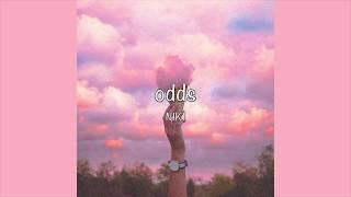 Gambar cover / odds - NIKI (Lyrics) /