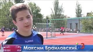 В Черноморске проходят соревнования по гандболу