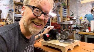 Adam Savage's One Day Builds: Making a Die Filer Machine!
