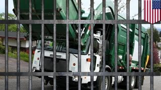 Unfair law: Atlanta garbageman Kevin McGill jailed for starting work too early