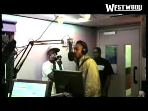 Kano Westwood Freestyle [ Radio 1 ]