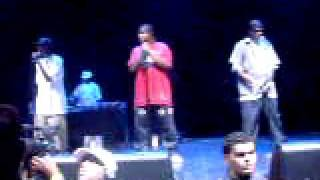Bone Thugs-Resurrection (Paper, Paper) LIVE on 06-26-09 L.A. Club Nokia