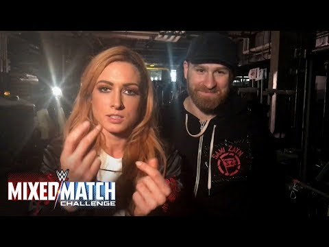 Vote #SamiBecky now in WWE Mixed Match Challenge's Second Chance Vote
