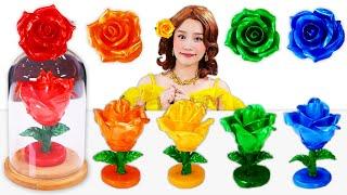 Candy Rose flower Mukbang 벨의 사…