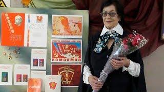 Юбилейный вечер Полевской поэтессы Дианы Сороковой