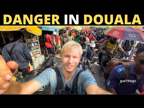 Danger in Douala? 🇨🇲 (Cameroon's Most Violent City)