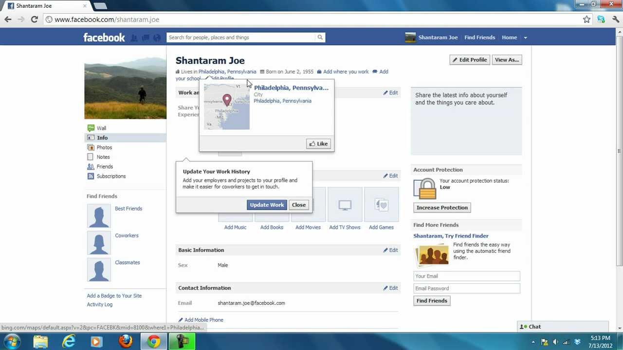 how to make profile picture on facebook without cropping