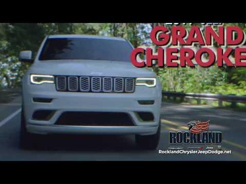 2019 Jeep Grand Cherokee   Rockland CDJR