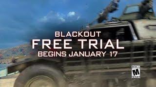 Call of Duty BLACK OPS 4 | Blackout FREE TRIAL Week (2019)