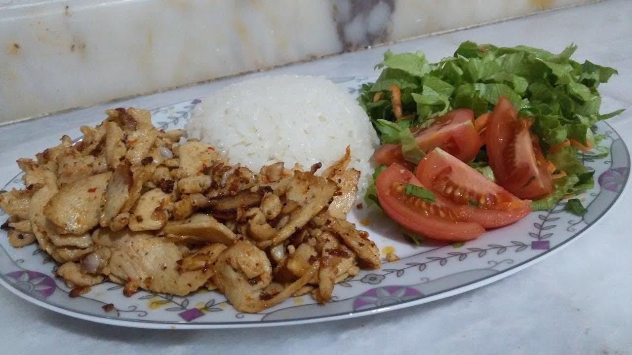 Evde Tavuk Döner Nasıl Yapılır