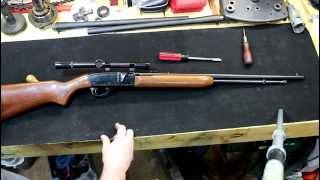 Remington 552 Speedmaster Disassembly, Assembly Professional Gunsmithing