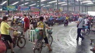 Chinese Fish Market