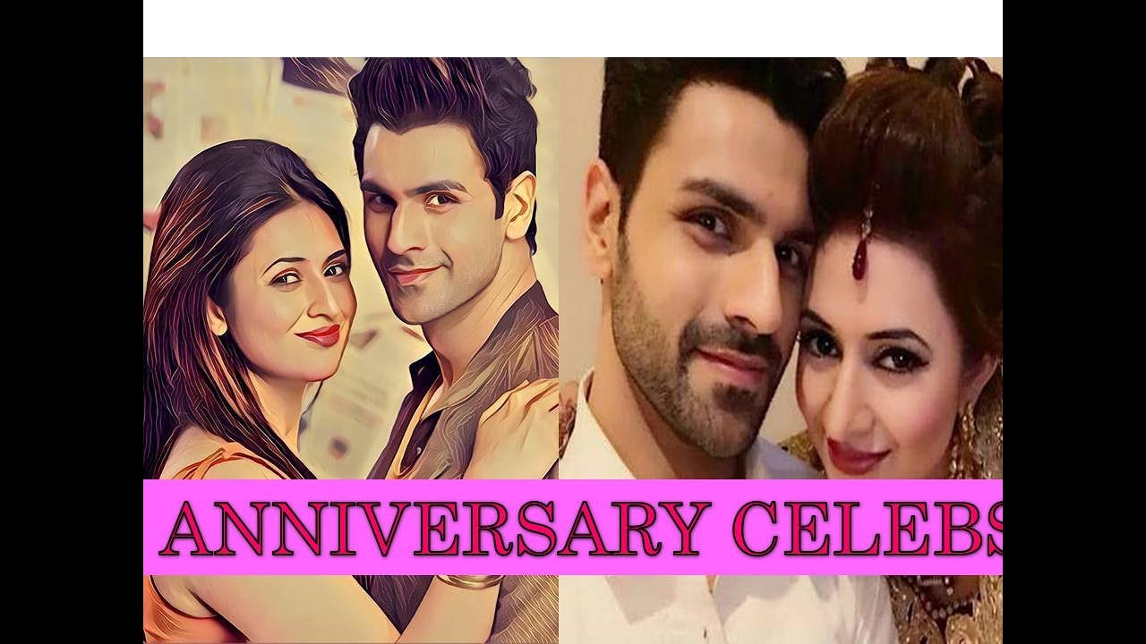 Divyanka tripathi reveals their first wedding anniversary plans
