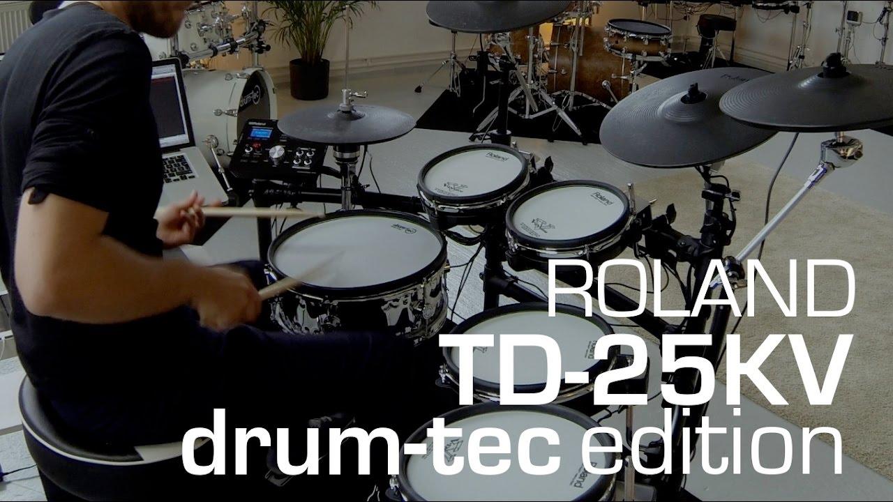 Roland V Tour Td Kv