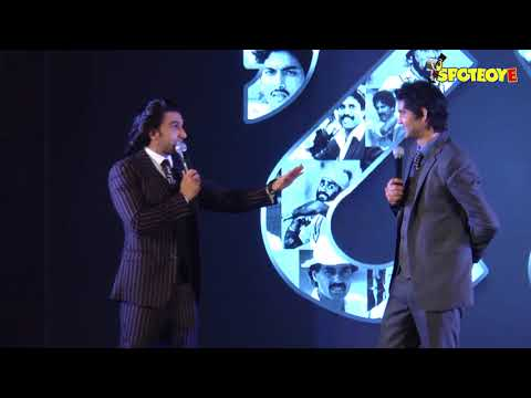 Ranveer Singh: Mr. Mohinder Amarnath is the Reason why am an Actor Today | SpotboyE