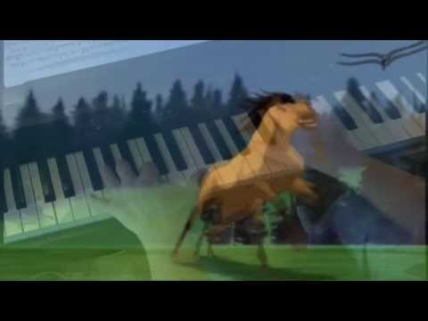 Here I Am - Spirit Stallion of  the Cimarron - Piano