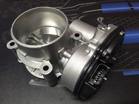 Ford Vehicles: Electronic Throttle Body Relearn Procedure
