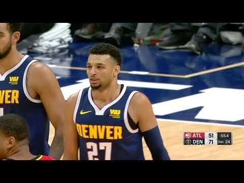 Atlanta Hawks vs Denver Nuggets | November 15, 2018