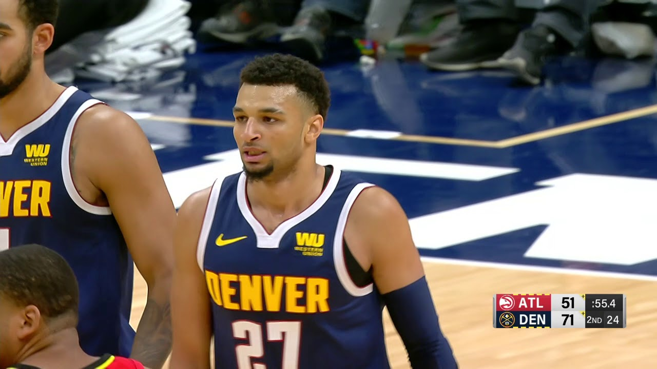 Atlanta Hawks vs Denver Nuggets  November 15, 2018