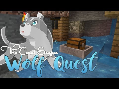 A Maze of Mysteries...!! ⛅🐺 Cloud Sagas: Wolf Quest Rescue! • #20